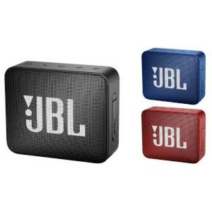 JBL Go 2 Portable Bluetooth Waterproof Speaker (Available in 9 different Colors)