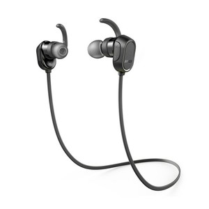 Anker SoundBuds Sport Bluetooth Headphone - Black A3233H11