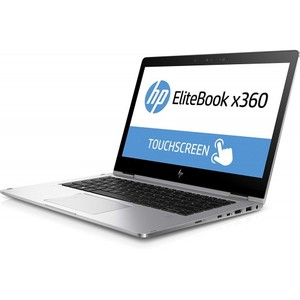 "HP EliteBook x360 1030 G2 (2HH33UT#ABA) Intel Core i5 7th Gen 7200U (2.50 GHz) 8 GB Memory 256 GB SSD Intel HD Graphics 620 13.3"" Touchscreen 1920 x 1080 Convertible 2-in-1 Laptop Windows 10 Pro 64-Bit- Open Box"