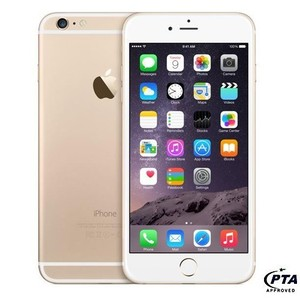 Apple iPhone 6 Plus (16GB , Gold) - Official Warranty
