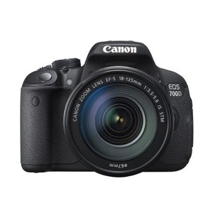 Canon EOS 700D (With 18-135 mm Lens)