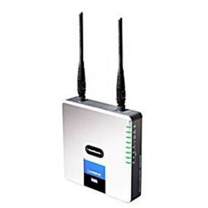 Linksys 54 Mbps Wireless Router With Range Boost WRT54GR