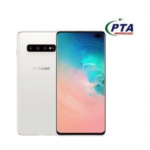 Samsung Galaxy S10 Plus 8GB, 512GB Finger Print Lock With official warranty (PTA Approved)