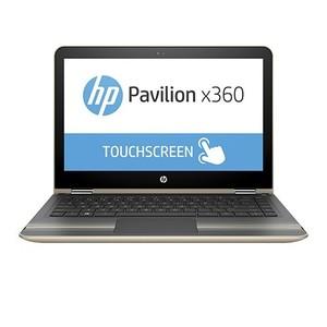 """HP Pavilion x360 13-u100ne Y7X07EA Gold (i3, 4GB, 500GB, 13.3"""" FHD Touch, Win10)"""