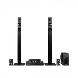 Panasonic 5.1 Channel DVD Home Theater System (SC-XH166)