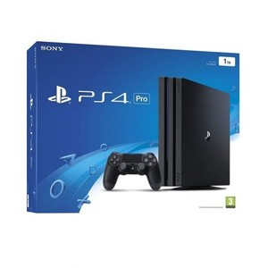 Sony PlayStation 4 Pro 1TB - Region 2 - Black