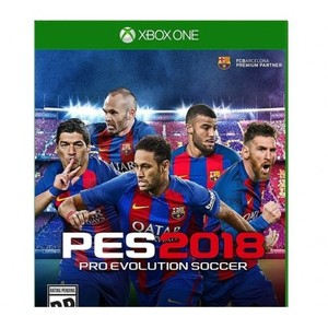Konami Pro Evolution Soccer 2018 - Xbox One