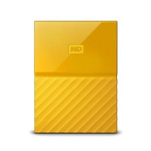 WD 1TB Yellow My Passport Portable External Hard Drive