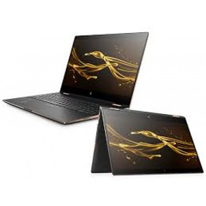 HP Spectre 15-CH011TX x360 Intel Core i7 8705G 16GB RAM 512GB SSD- AMD 4GB Radeon™ RX Vega MGL GPU 15.6″ 4K UHD Touch Screen WiFi, CR, B.T, Bang & Olufsen Audio, CAM, Backlit EN/JP Keyboard Open Box