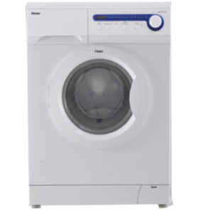 Haier HMS1000TVE Front Loading Fully Automatic Washing Machine