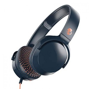 Skullcandy Riff S5PXY-L636 On-Ear Headphone with Mic (Blue/Speckle/Sunset)
