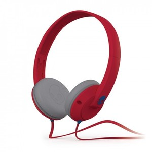 Skullcandy Uprock | Athletic Red Earbuds S5URDZ-218