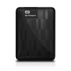 WD My Passport 1TB Portable External Hard Drive Storage
