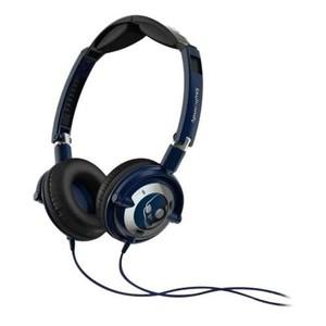 Skullcandy Lowrider | Navy | Chrome (Mic) Earbuds S5LWFY-131