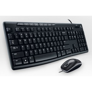 Logitech Wireless Combo Keyboard and Mouse MK260
