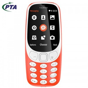 Nokia 3310 Dual Sim with official warranty (PTA Approved)