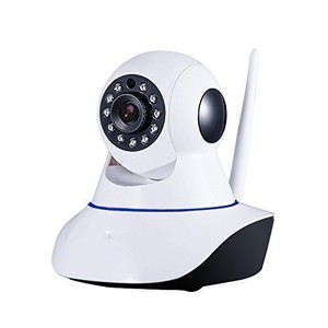 Robot WiFi IP Camera with Night Vision