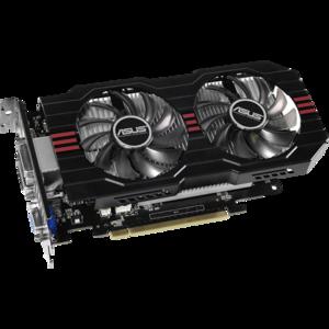 ASUS GTX750TI-OC-2GD5 GeForce GTX 750 Ti 2GB 128-Bit GDDR5 PCI Express 3.0 HDCP Ready Video Card