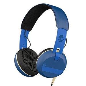 Skullcandy S5GRHT-454 Grind 2.0 On Ear Headphone - Blue