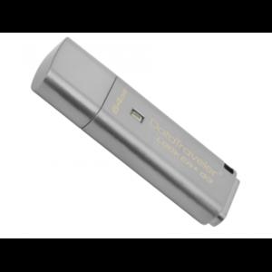 Kingston 64GB USB 3.0 DT Locker+G3 w/Automatic Data Security DTLPG3/64GB