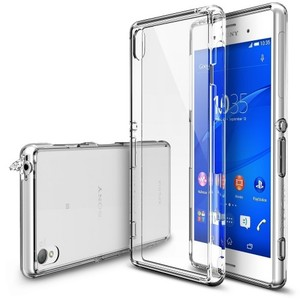 Ringke Fusion Case Sony Xperia Z3 Crystal Clear
