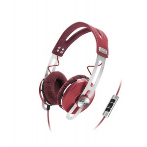 Sennheiser Momentum On-Ear Headphones (Red)