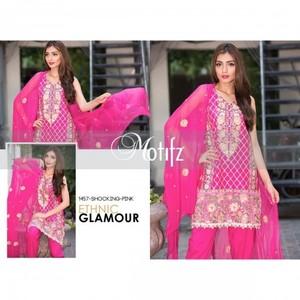 Motifz by Sanaulla MT16E 1457 Pink