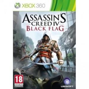 Assassin Creed IV Black Flag - Xbox 360 Game PAL