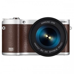 Samsung NX300 Digital Camera with 18-55mm Lens