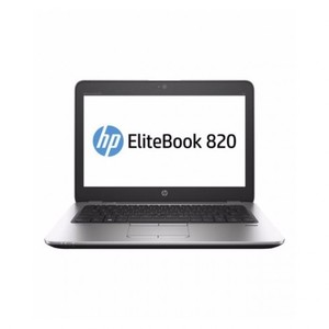 HP EliteBook 820 G3 (Intel Core i5 6300U 2.4Ghz, 6th Gen, 8GB RAM, 180GB SSD, DOS, Factory Refurbished)