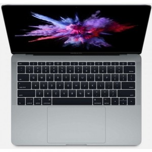 Apple MacBook Pro MPXV2 2017 (256GB, 8GB, 3.1GHz, Space Grey with Touch Bar and Touch ID)