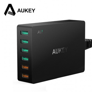 AUKEY Quick Charge 3.0 6-Port USB Charger
