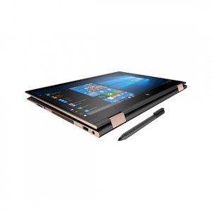 "HP Spectre 15-CH012TX x360 2-in-1 Intel Core i7 8705G 16GB RAM 1TB SSD Radeonâ""¢ RX Vega MGL GPU 15.6"" 4K UHD Touch Screen WiFi, CR, B.T, Bang & Olufsen Audio, CAM, Backlit EN/JP Keyboard - Ash Black (Open Box)"