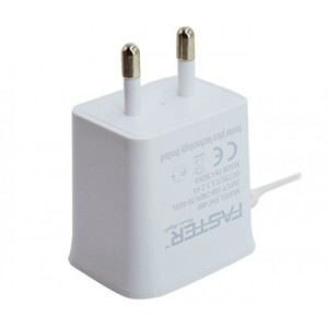 FASTER FAC-400 - 2.4A USB TRAVEL CHARGER IQ SERIES