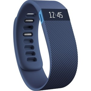 Fitbit Charge Wireless Activity Wristband - Blue