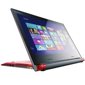 Lenovo Flex-2 59432295 Touch Laptop (Red)