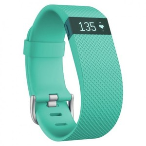 Fitbit Charge Heart Rate + Activity Wristband - Teal