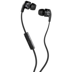Skullcandy Smokin Buds 2 w Mic / Black Earbuds S2PGFY-003