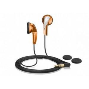 Sennheiser MX 365 Earphones (Orange)