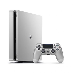 Sony PlayStation 4 Slim - 500GB - Region 2 - Silver