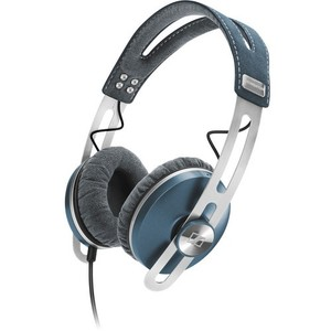 Sennheiser Momentum On-Ear Headphones (Blue)