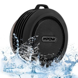 Mpow Buckler Portable Bluetooth Shower Waterproof  Speaker