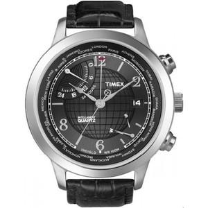 Timex Intelligent Quartz World Time T2N609