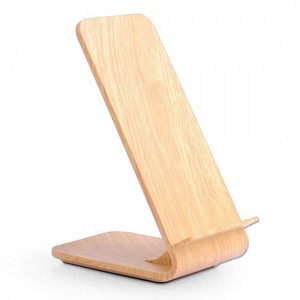 Fast Wireless Charger Wood Grain A8