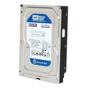 Western Digital 250GB AAKX 16MB Cache 7200RPM SATAII-6GB-s Interface