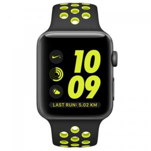 Apple Watch Nike+ MP0A2 42MM Volt Sport Band