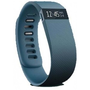 Fitbit Charge Heart Rate + Activity Wristband - SLATE