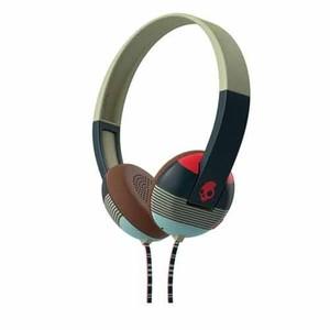 Skullcandy Uproar On-Ear Headset with TapTech Mic (S5URHT-455)