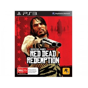 Playstation Red Dead Redemption