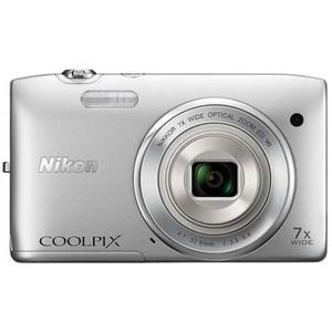 Nikon Coolpix S3500 Digital Camera